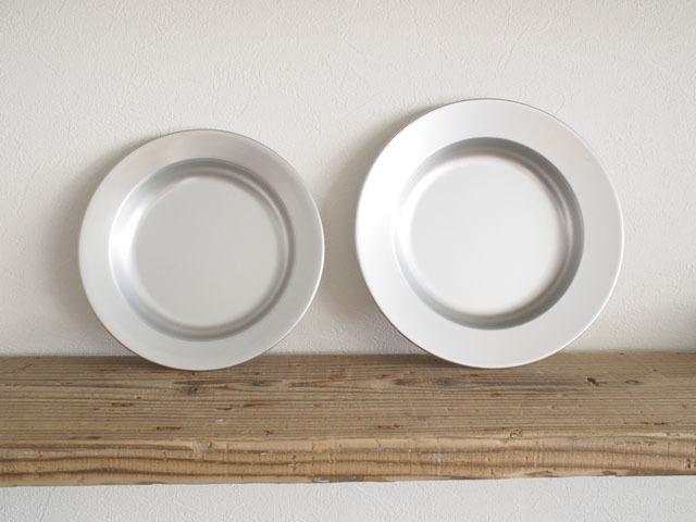 アルマイト|カレー皿