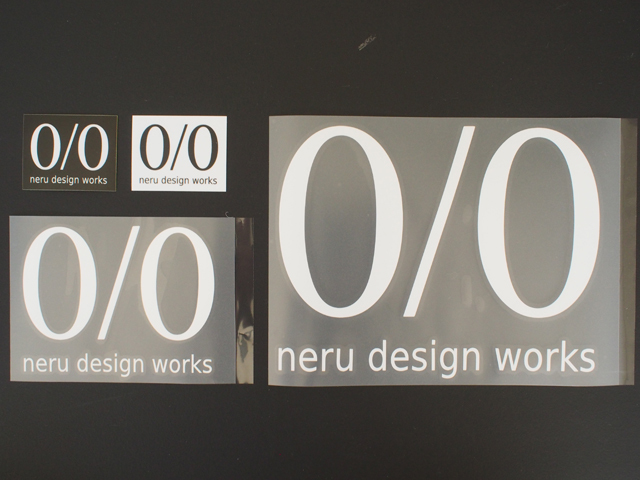ステッカー|neru design works