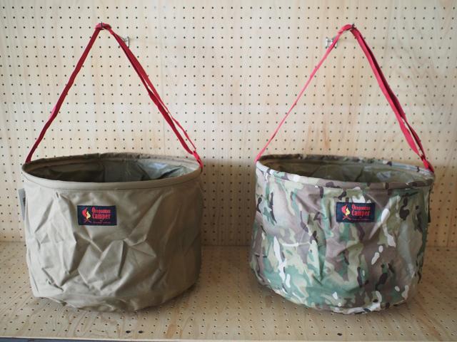 キャンプバケット|Oregonian Camper