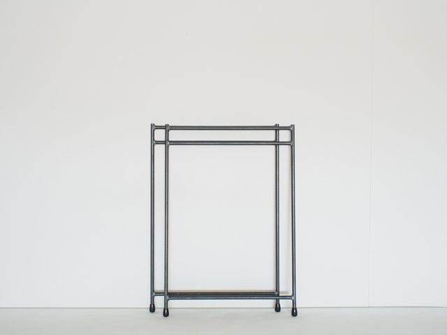 組み立てラック用鉄脚|HIダブル