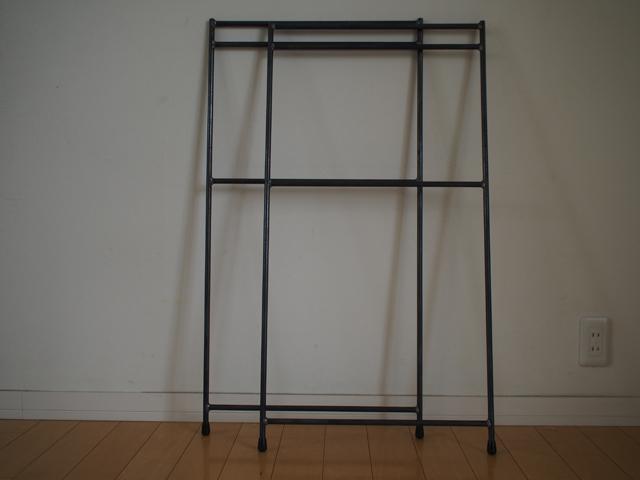 組み立てラック用鉄脚|キッチン|同梱不可