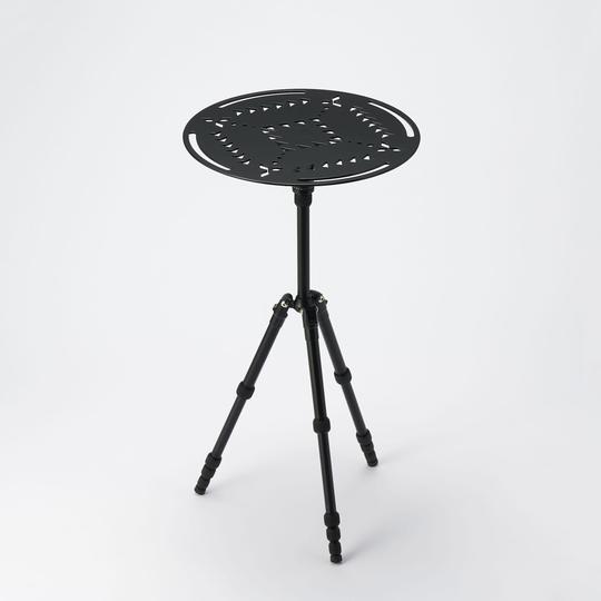 Jero改|ジェロカイ|三脚用テーブル|Rob Snow