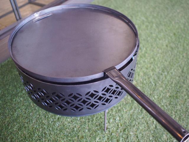 ooyaki|sanzokumountain|鉄のフライパン