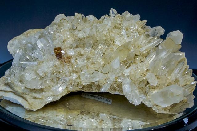 ヒマラヤ水晶 ダウラギリ産水晶クラスター ゴールデンヒーラーhdrc-2