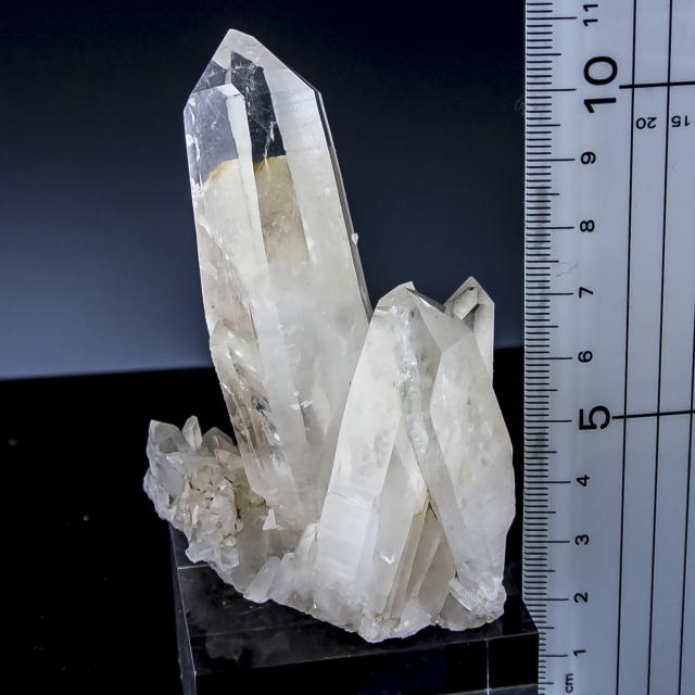 ヒマラヤ水晶 マカルー産クラスター
