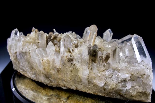 ヒマラヤ水晶 マカルー産クラスター 巨大サイズ