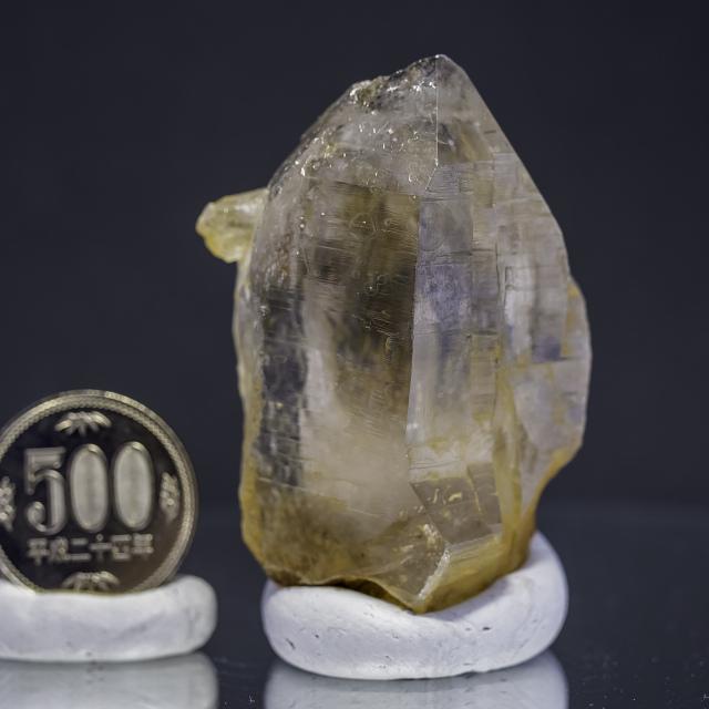 ヒマラヤ水晶 ティップリン産水晶ポイント ガネーシュヒマール ゴールデンヒーラー
