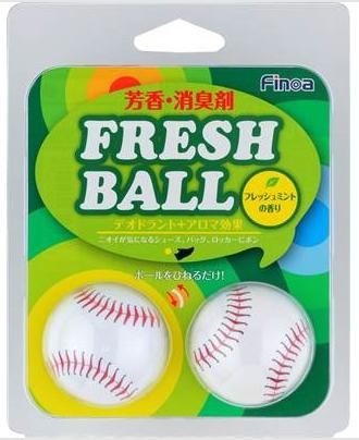 フレッシュボールベースボール