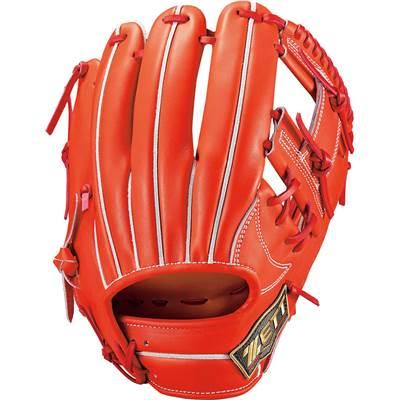 ZETT 硬式グラブ BPROG16S(5800)サイズ4 遊撃手・二塁手モデル