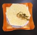【xmasアイスケーキ】ハニーノエル ※12/21(金)〜25(火)の希望納品日を備考欄へご入力下さい