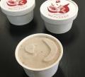 いちじくアイスクリーム
