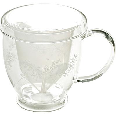 エバーグリーンガラスカップGCI−78T