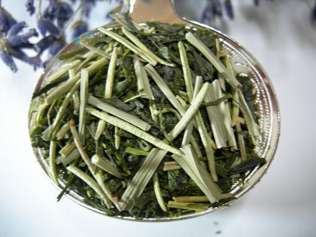 緑茶&ローズマリー&レモングラス
