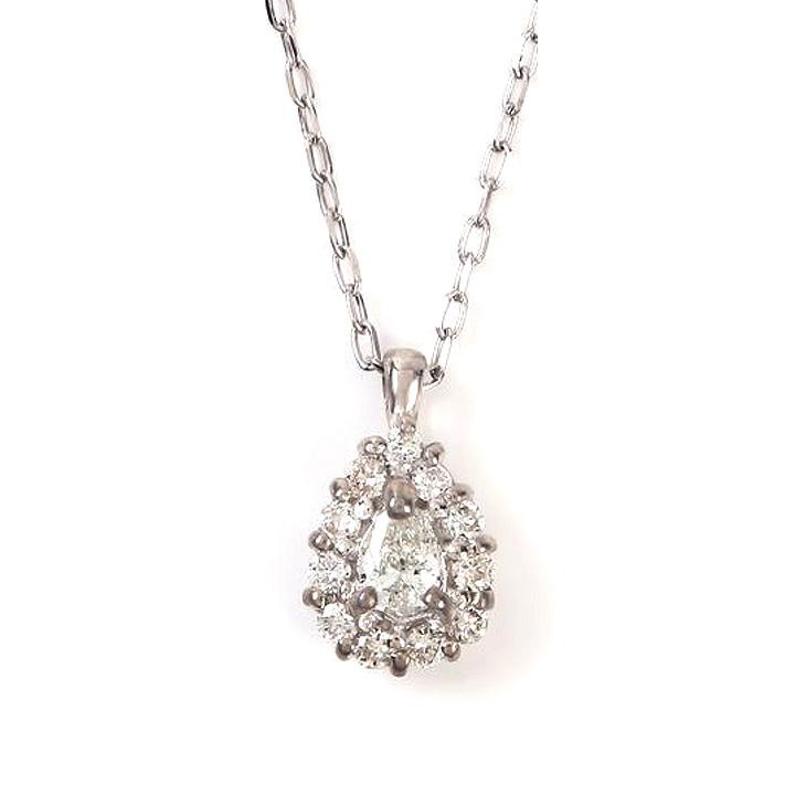 ネックレス レディース ダイヤモンド ネックレス ダイヤモンドネックレス ダイヤネックレス k10ネックレス 10金 しずく 雫 ドロップ 誕生石 バースディ 天然石 k10 シンプル | ジュエリー アクセサリー 誕生日 ギフト 贈り物 プレゼント 人気