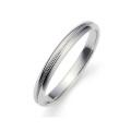 結婚指輪 マリッジリング プラチナ 男性用 メンズ ペアリング Pt999 Pt Dear BM-07