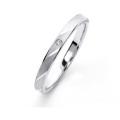 結婚指輪 マリッジリング プラチナ リング 指輪 レディース 女性用 ペアリング Pt999 Pt Dear BM-06