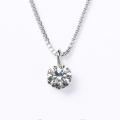 ダイヤモンド ネックレス レディース プラチナ ダイヤモンドネックレス ペンダント PT900 0.15ct
