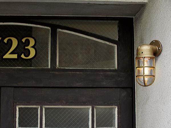 BEACH HOUSE (ビーチハウス)ウォールランプ (屋内専用 コード無しモデル)