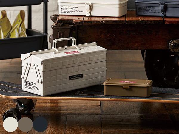 HEAVY DUTY toolbox double doors (ヘビーデューティー)ツールボックス ダブルドアーズ