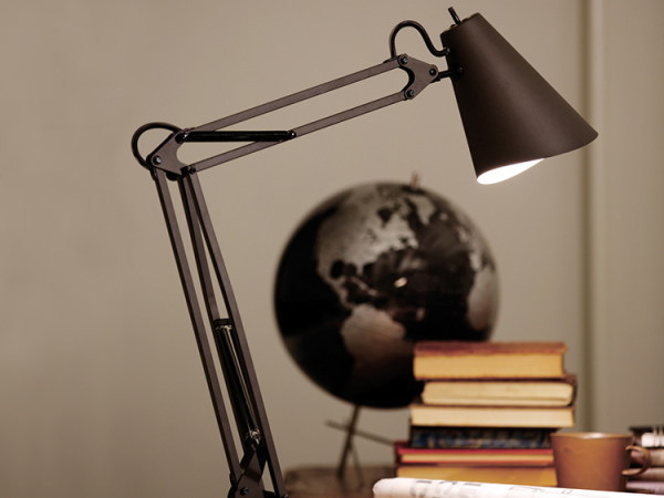 SNAIL(スネイル)1灯アームデスクライト