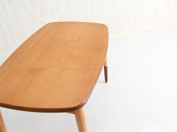 WAY(ウェイ)継ぎ脚コタツテーブル
