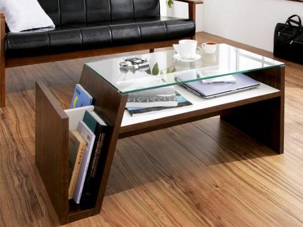 MOCガラステーブル