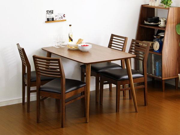 TOMTE(トムテ)4人用ダイニングテーブルセット