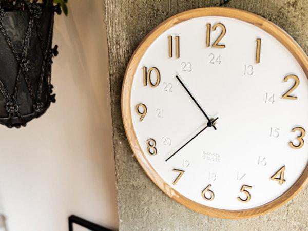 AMPERSAND FACTORY(アンパサンドファクトリー)040ウォールクロック(掛け時計)