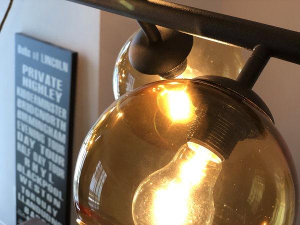 BIARRITZ6(ビアリッツ6) 6灯 ガラスペンダントライト