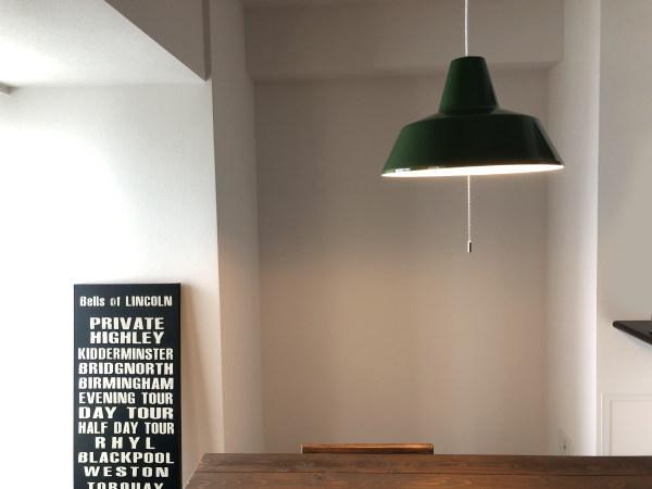 MARTTI(マルティ)2灯ホーローランプ