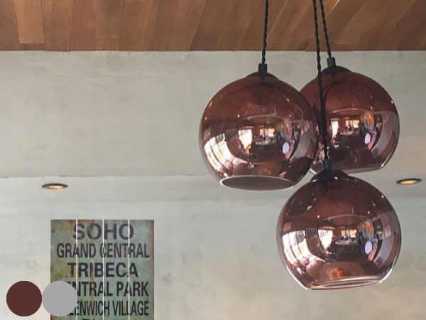 SAN MARCO(サンマルコ)3灯ペンダントランプ