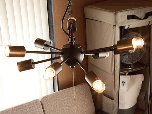 SPARK(スパーク) 9灯ペンダントランプ