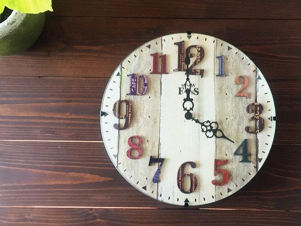 AMBERG(アンベルグ)ウォールクロック(電波時計)