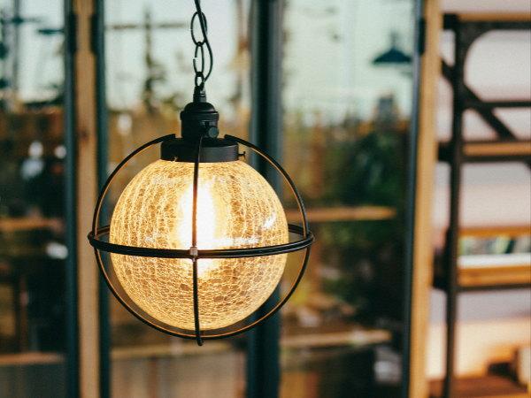 AO(アオ)1灯ガラスペンダントランプ