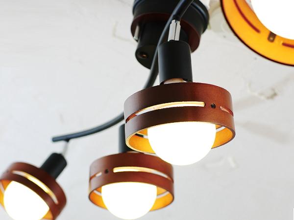 ARCHE(アーチェ)4灯スポットシーリングライト