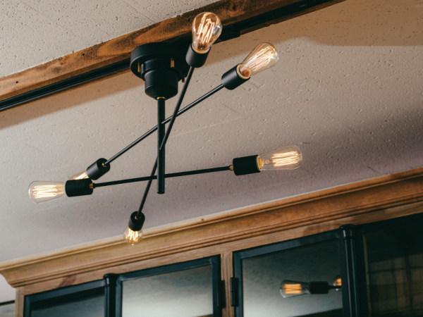 ASTRE(アストル)6灯シーリングランプ
