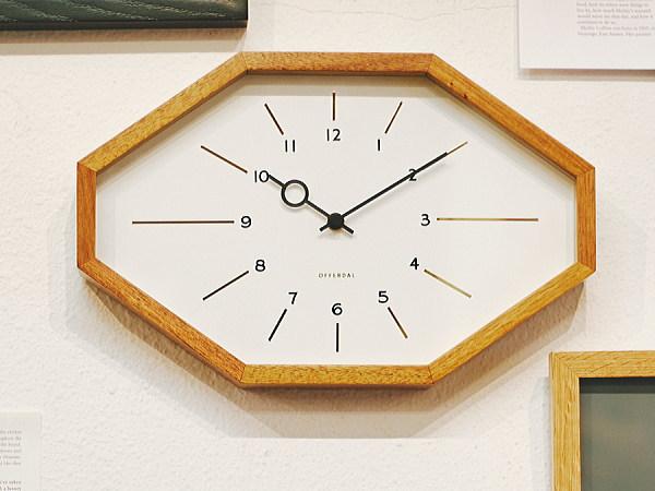 BELMONTE(ベルモンテ)ウォールクロック(電波時計)
