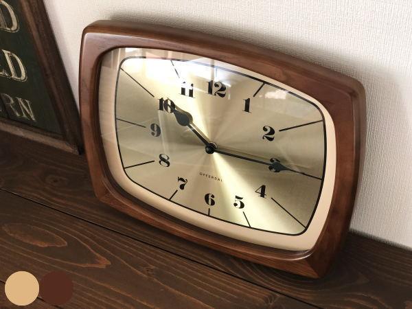 ENOCH(イーノク)ウォールクロック(掛け時計)