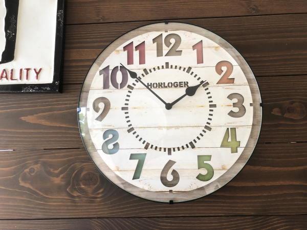 FORLI(フォルリ)ウォールクロック(電波時計)