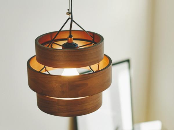 LIEBLING(リーブリング)ウッド1灯ペンダントランプ