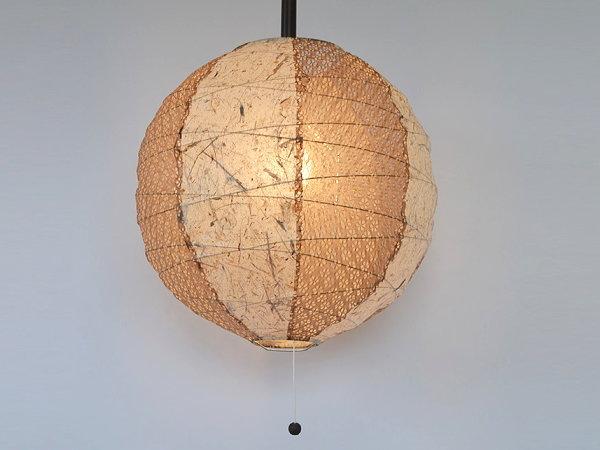 CROSS(クロス)1灯和風ペンダントライト 日本製和紙照明