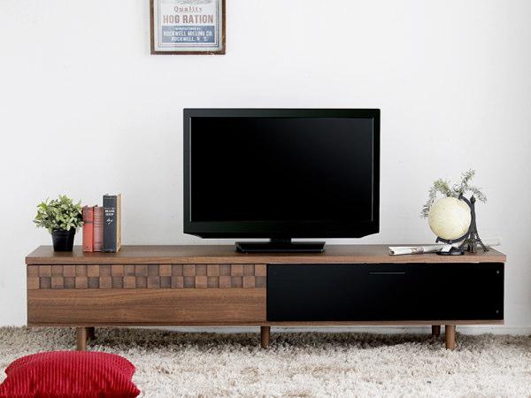 完成品 BUCASH(ブカッシュ)180cm幅テレビ台