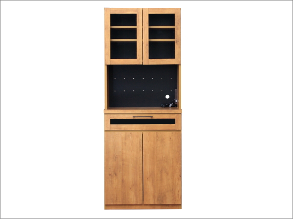 NEITS(ネイツ)70cm幅ダイニングボード・食器棚