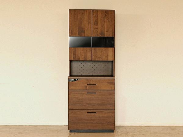 完成品 QUATRO(クアトロ)90cm幅ダイニングボード・食器棚