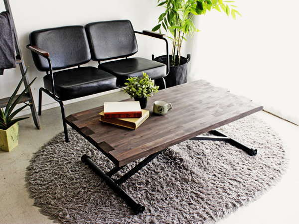 RESE(レセ)リフティングテーブル(ガス圧式昇降テーブル)