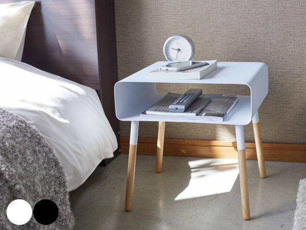 PLANE(プレーン)スチールローサイドテーブル