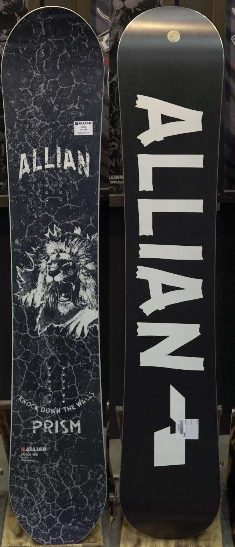 国内最安値!限定1★正規品大特価★アライアン(ALLIAN)【PRISM】 18-19 スノーボード 2019年