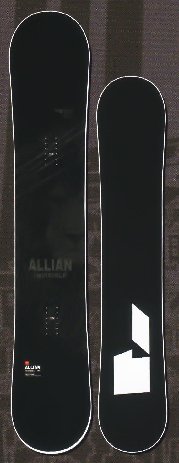 スーパーセール!早い者勝ち★各1本★大特価★アライアン(ALLIAN)【PRISM INVISIBLE】 17-18スノーボード 2018年