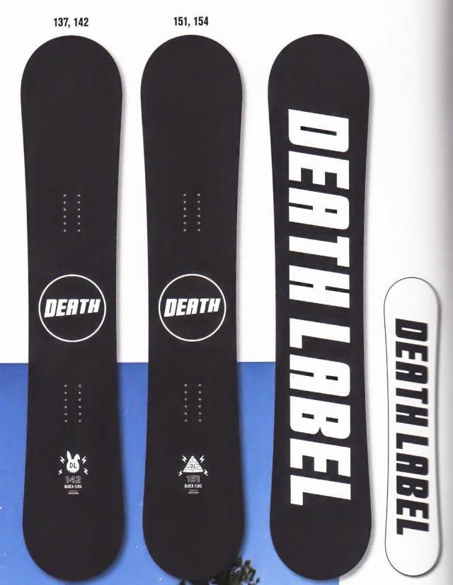 スーパーセール★大特価★デスレーベル(DEATH LABEL)【BLACK FLAG】 17-18スノーボード 2018年