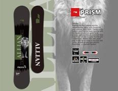 ALLIAN 20-21 PRISM メインページ